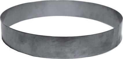 Rant okrągły – 18 cm – stal
