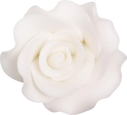 Róża cukrowa 7,5 cm - 8 szt.