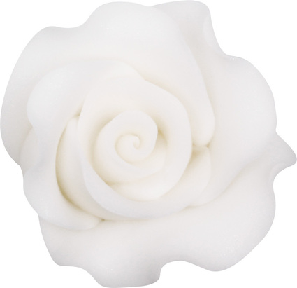 Róża cukrowa 6 cm - 12 szt.