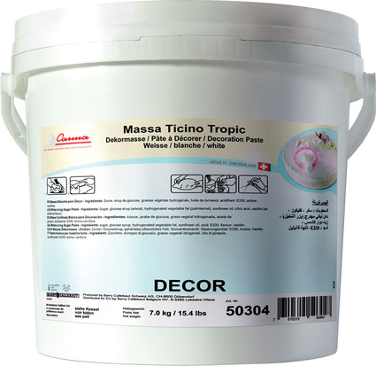 Masa do modelowania Massa Ticino Tropic 7 kg