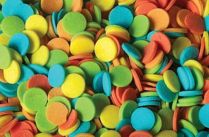 Konfetti cukrowe – 200 g