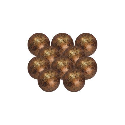 Perły czekoladowe – miedziane – 180 g