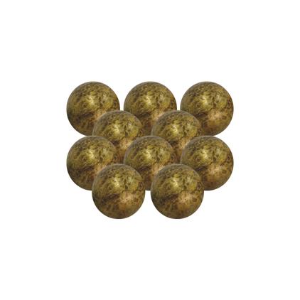 Perły czekoladowe – złote – 180 g