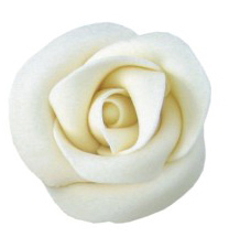 Róża cukrowa 5 cm - 15 szt.