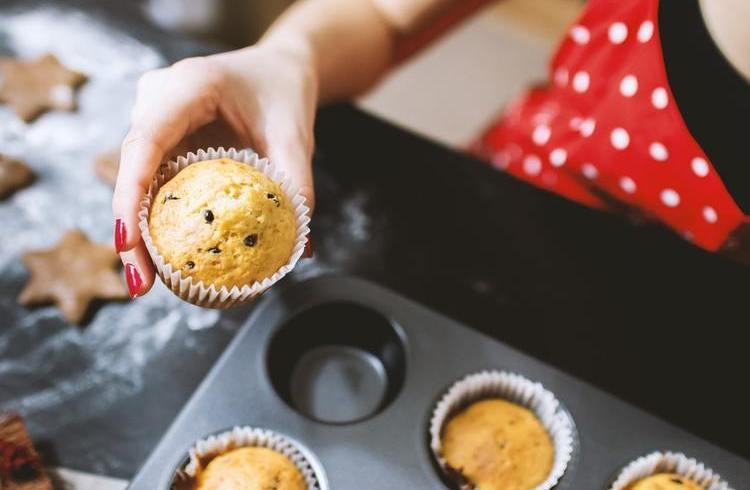 Czy babeczki i muffiny to to samo?