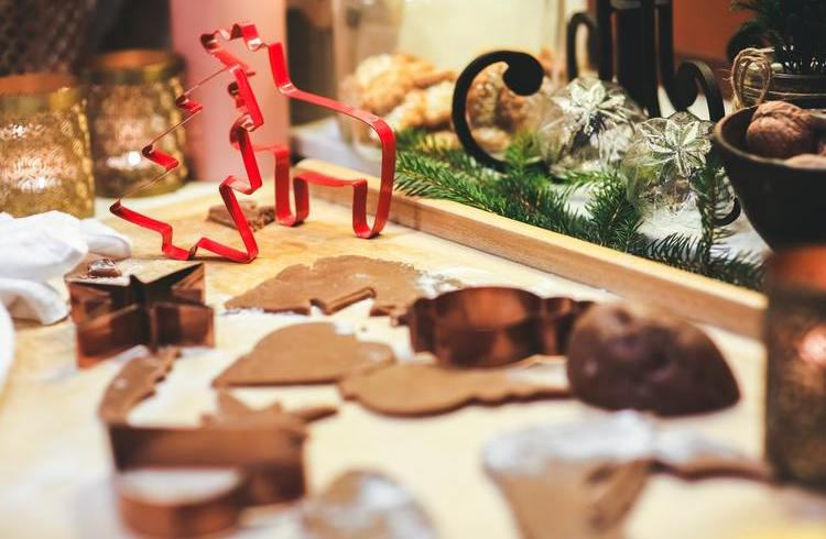 Foremki świąteczne do ciastek